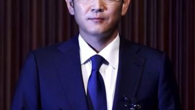 Mostenitorul Samsung si-a petrecut prima noapte la inchisoare. Pana la interogatoriu a fost legat cu franghie alba