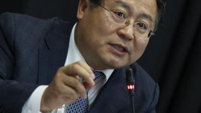 Mostenitorul companiei Samsung a fost condamnat la cinci ani de inchisoare