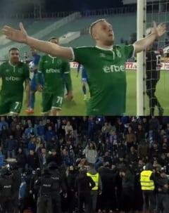 """Moti i-a infuriat pe """"ultrasi"""" dupa ce a marcat in derbiul Bulgariei"""