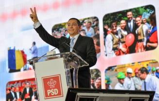 Motiune de cenzura: Ponta, la judecata Parlamentului