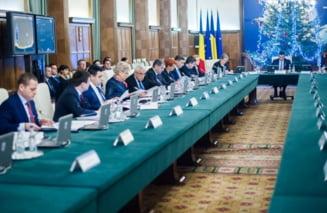 Motiune in Parlament impotriva Guvernului Grindeanu dupa ordonantele pe Justitie
