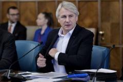 Motiunea PNL si USR impotriva ministrului Finantelor a picat, dupa o noua dezbatere cu scantei in Senat