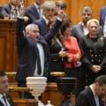 Motiunea a trecut, dar nu toate partidele din Opozitie vor alegeri anticipate