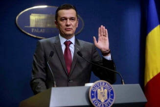 Motiunea de cenzura a fost publicata in Monitorul Oficial. Guvernul Grindeanu ramane cu atributii limitate