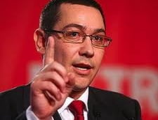 Motiunea de cenzura a picat - Ponta: Astazi Boc si PD-L-ul au murit definitiv in fata oamenilor
