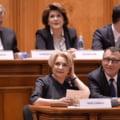 Motiunea de cenzura a picat, Guvernul Dancila ramane in functie (Video)