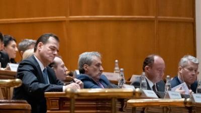 Motiunea de cenzura a trecut, cu 261 de voturi. Dupa trei luni de la investire, Guvernul Orban a fost demis