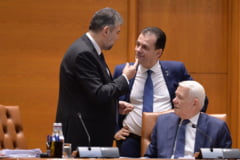 Motiunea de cenzura impotriva Guvernului Orban va fi citita pe 20 august