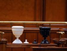 Motiunea de cenzura impotriva Guvernului Ponta, dezbatuta si votata luni