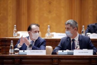 """Motiunea de cenzura impotriva guvernului Citu a picat. Primele reactii politice. Barna: """"Spectacolul disperarii PSD e induiosator"""". Orban: """"S-a spart balonul de sapun"""""""