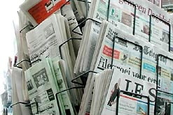 Motiunea de cenzura in presa internationala: Guvernul Boc a scapat a cincea oara
