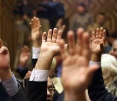 Motiunea impotriva lui Baconschi, dezbatuta in Senat