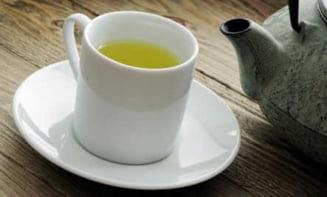 Motive pentru care ar trebui sa bei mai des ceai verde