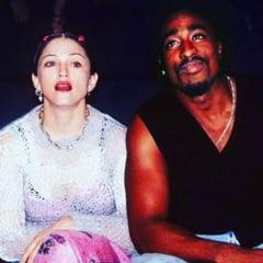 Motivul despartirii dintre Tupac si Madonna iese la iveala dupa 22 de ani