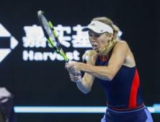 Motivul pentru care Caroline Wozniacki a abandonat la Madrid