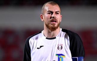 Motivul pentru care Denis Alibec a vrut sa iasa de pe teren in timpul meciului cu CFR Cluj