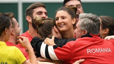 Motivul pentru care Federatia Romana de Tenis nu le poate rasplati pe  jucatoare dupa calificarea in semifinalele Fed Cup 40d128c49e02e