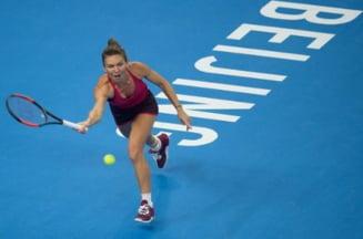 Motivul pentru care Simona Halep n-a fost in forma maxima la finala pierduta cu Caroline Garcia