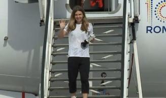 Motivul pentru care Simona Halep s-a intors in tara doar cu o replica a trofeului castigat la Roland Garros