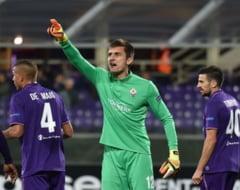 Motivul pentru care Tatarusanu nu mai e dorit la Fiorentina