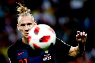 Motivul pentru care fundasul croat Vida a fost huiduit si fluierat copios de suporterii rusi prezenti la semifinala Croatia - Anglia