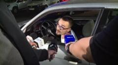 Motivul pentru care un tanar care avea permis de conducere de o zi a fost amendat de politistii din Bucuresti