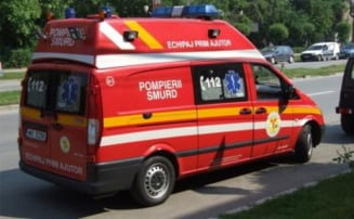 Motociclist accidentat la Viisoara!