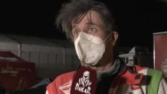 Motociclistul Pierre Cherpin a murit, dupa un accident teribil la Raliul Dakar