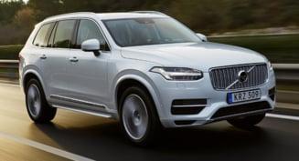 Motor revolutionar de la Volvo