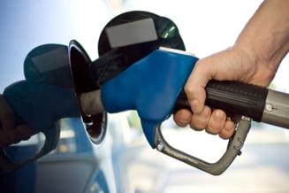 Motorina mai scumpa la OMV Petrom