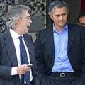 Mourinho: As vrea un atacant. Moratti: Nu cumpar nimic