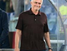 Mourinho castiga in prelungiri meciul 1.000 al carierei si sprinteaza ca un nebun spre galerie VIDEO