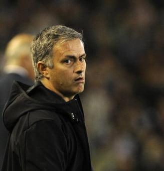 Mourinho lanseaza acuzatii misterioase