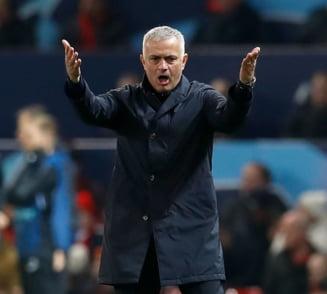 "Mourinho s-a dat in spectacol dupa victoria lui United din Champions League: Mesaj special pentru ""fani"""