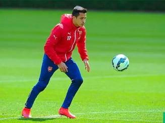 Mourinho si Guardiola se lupta pentru un jucator de la Arsenal