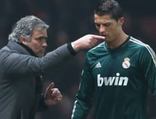 Mourinho vrea sa ingroape securea razboiului cu Cristiano Ronaldo