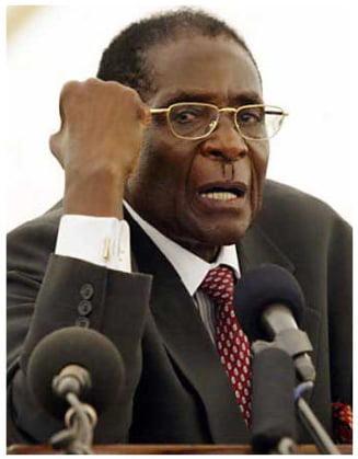 Mugabe neaga ca are cancer: Am inviat de mai multe ori ca Iisus