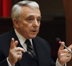 Mugur Isarescu se intalneste joi seara cu seful misiunii FMI