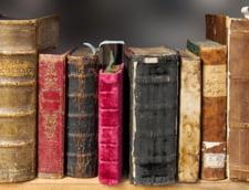 Multe dintre cartile valoroase furate de langa Londra si gasite intr-un beci din Neamt ar putea fi pierdute pentru totdeauna