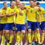 Multe si marunte: Nume grele in lotul suedez pentru meciul cu Romania