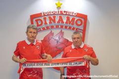 Multescu si Talnar, oficial la Dinamo