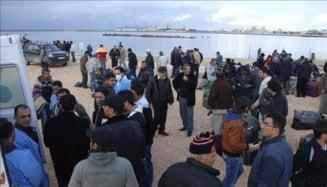 Muncitori romani, blocati in desertul libian