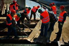 Muncitorii necalificati, cei mai cautati de angajatori