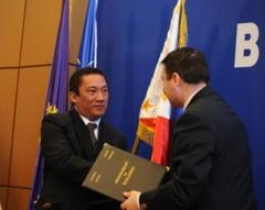 Municipiul Bacau s-a infratit cu orasul filipinez Mandaue