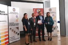 Municipiul Roman, premiat de Agentia Nationala a Functionarilor Publici