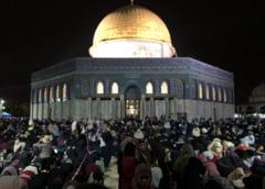 Muntele Templului din Ierusalimul de Est, redeschis pentru evrei. Este unul dintre cele mai sfinte locuri si pentru palestinieni