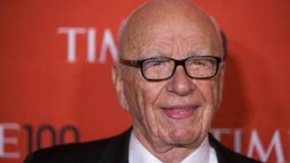 Murdoch pregateste o noua lovitura pe piata media. Pe ce a pus ochii miliardarul