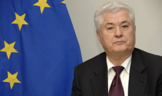 Mustrat de Rogozin, Vladimir Voronin nu mai vrea in Rusia