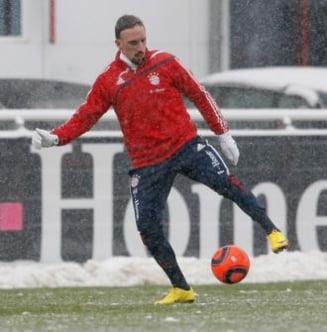 Mutare-soc pe piata transferurilor: Juventus il vrea pe Ribery