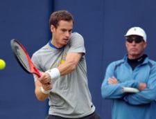 Mutare surpriza facuta de Andy Murray, in lupta sa cu rivalul Novak Djokovici